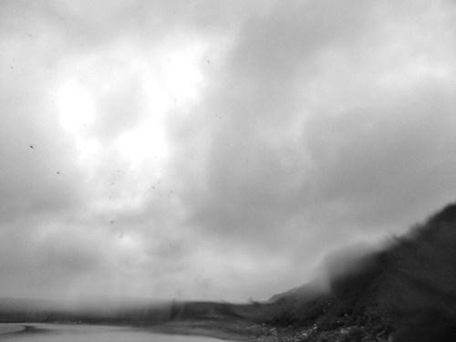 blur sky